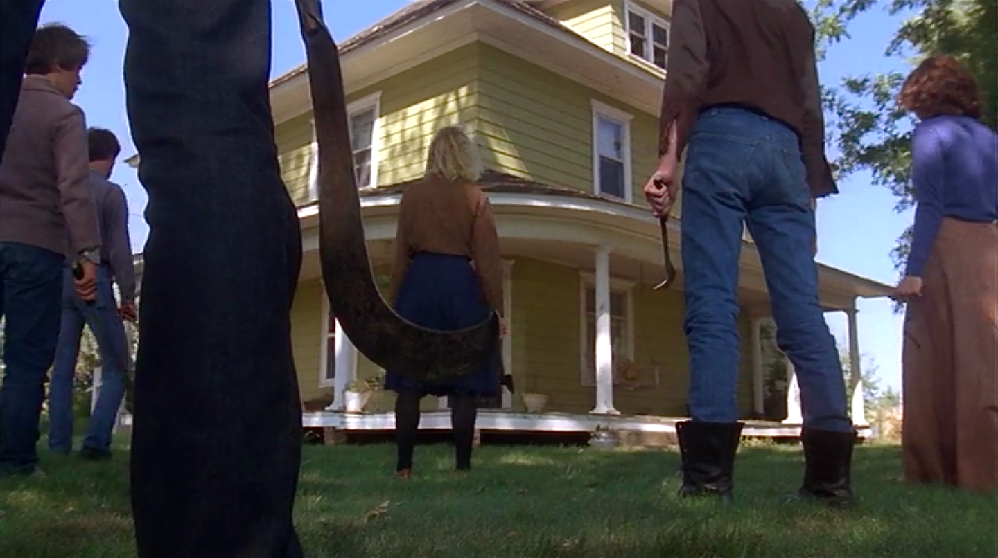 the children of 1984 Children of the corn (advertised as stephen king's children of the corn) is a 1984 american horror film based upon the 1977 short story of the same name by stephen king.